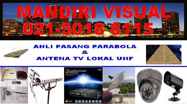 Jasa Pasang Antena TV