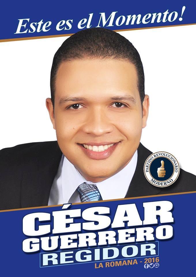 César Guerrero...regidor!