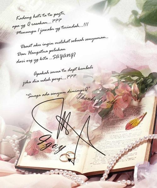 Kumpulan Puisi Cinta Sejati