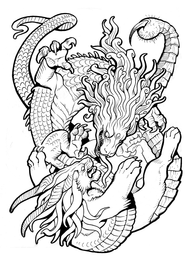 psychedelic coloring pages - photo#41