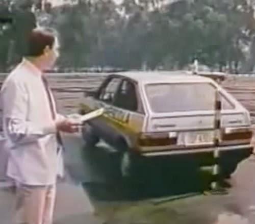 Campanha de apresentação da linha Volkswagen de 1990: Gol, Voyage, Parati, Saveiro, Santana e Santana Quantum.