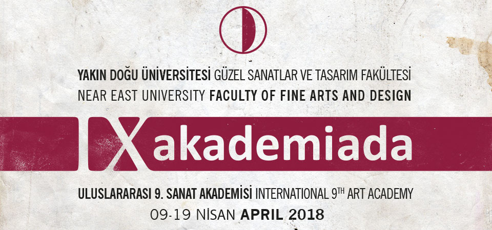 Akademiada Uluslararası 9. Sanat Akademisi