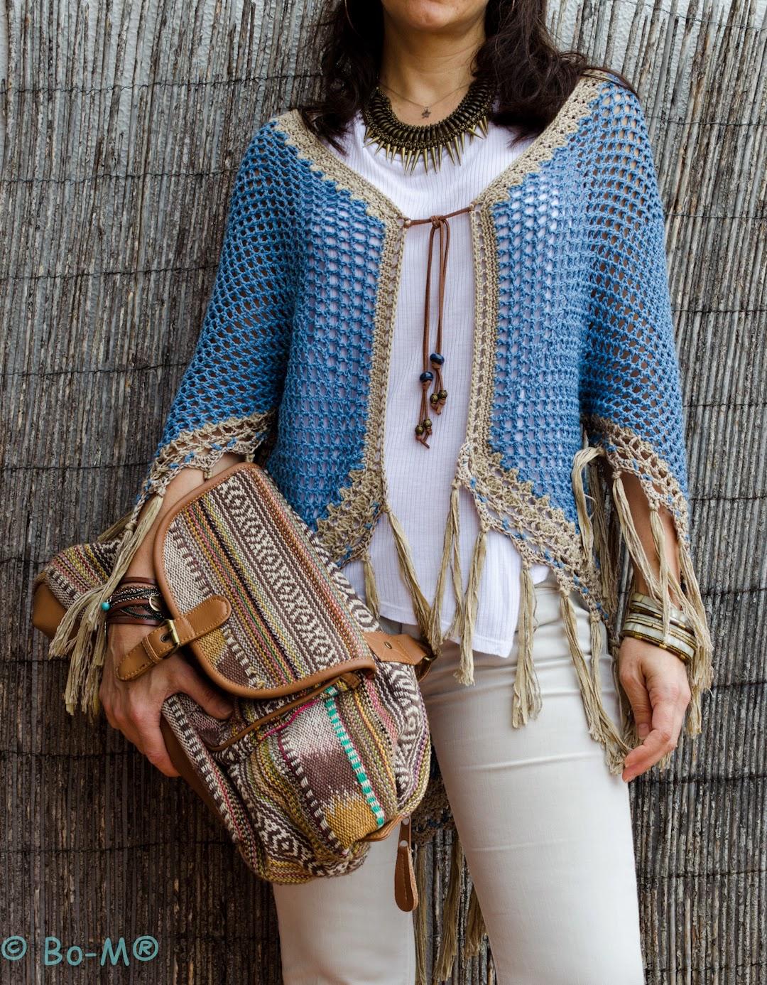 Bo-M: Kimono | Güzel tığ, Örgü, Kroşe üst
