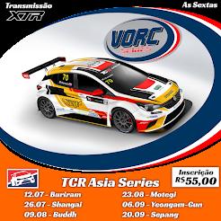 TCR Ásia