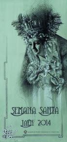 Cartel semana Santa de jaen 2014