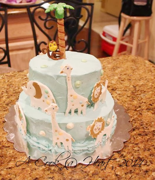 Royal icing , gum paste decorations, flooding technique