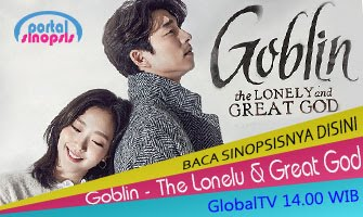 "Drama Korea Global TV ""Goblin"""