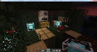 baraj Yeni Minecraft  Hile Ağaç Ev Yapımı Nasıl Yapılır