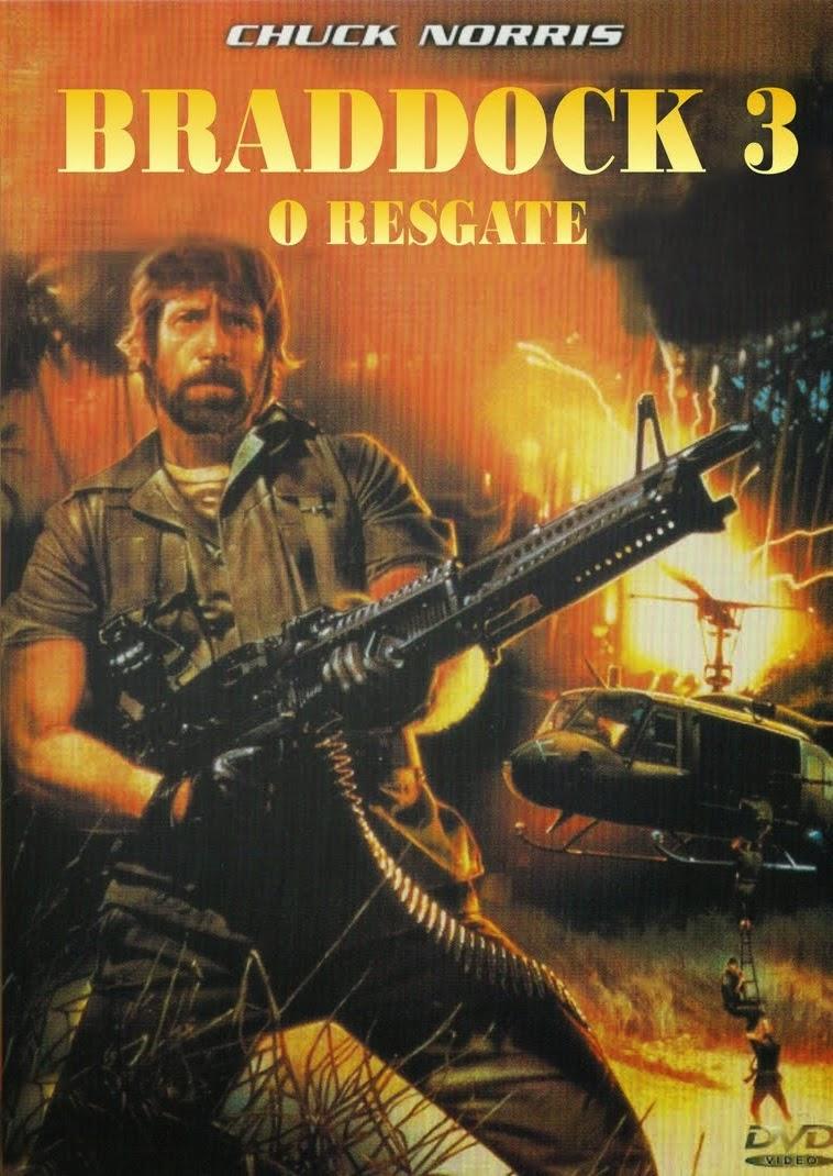 Braddock 3: O Resgate – Dublado (1988)
