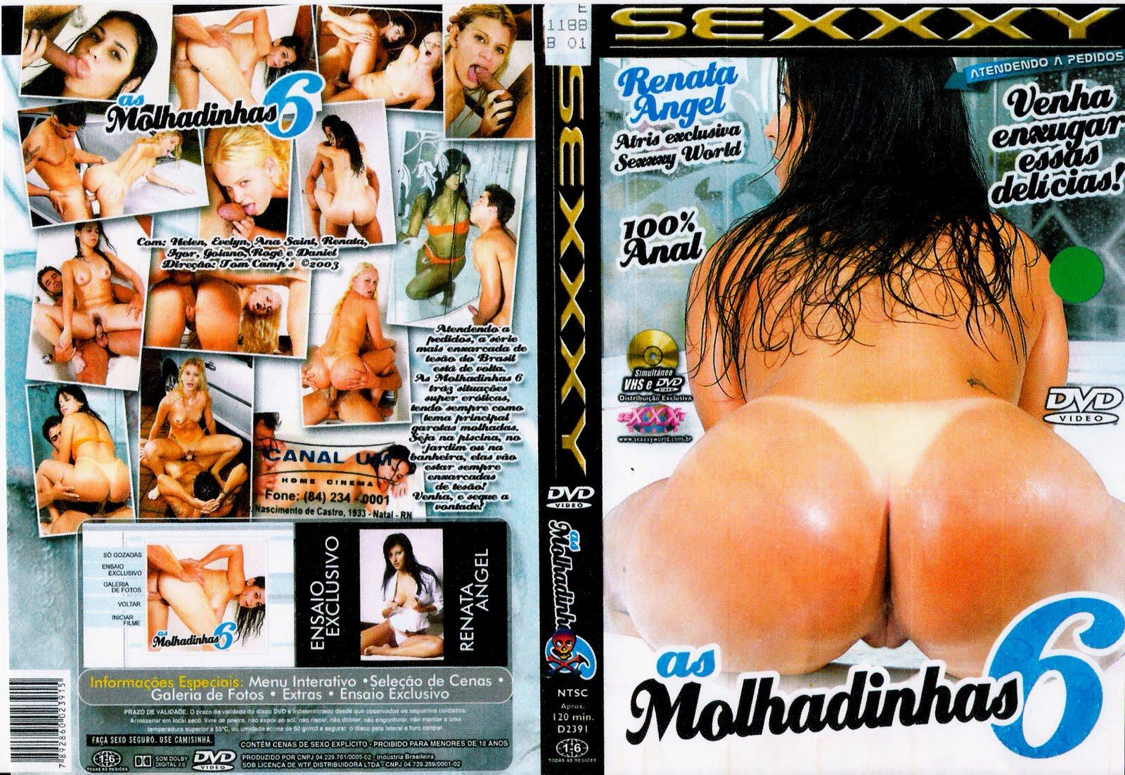 As Molhadinhas 6