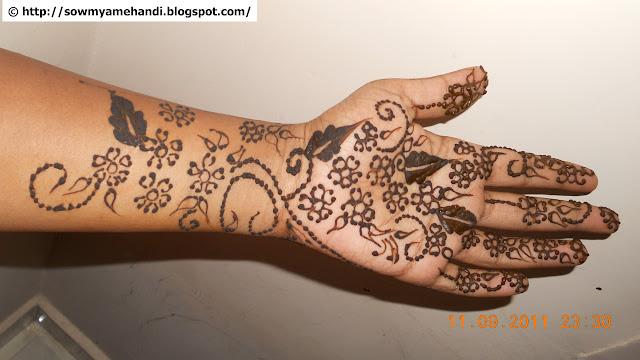 Mehndi For Diwali : All mehndi designs indian for diwali event