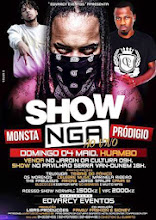 NGA, Monsta & Prodígio - Venda do Novo CD &Show ao Vivo (Huambo) Dia 04 de Maio