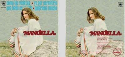 1973-Como Las Violetas Sencillo (4 Canciones)