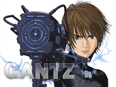 Gantz manga Hiroya Oku finaliza 2012