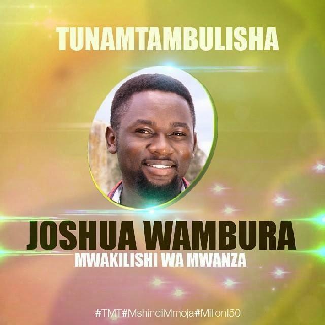 Kumpigia kura Joshua tuma neno TMT 03 kwenda 15678