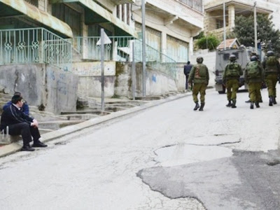 tentera Israel yang zalim