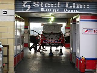 STEEL LINE GARAGE DOORS