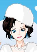 Зимняя свадьба - Онлайн игра для девочек