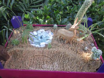 Manualidades puri diaz jardines en miniatura for Jardines en miniatura