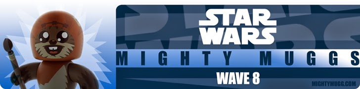 Star Wars Mighty Muggs Wave 8 Banner