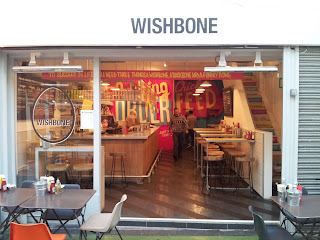 Wishbone, Brixton by Hugh Wright