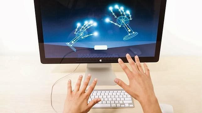 Leap Motion, el controlador por gestos en 3D para tu ordenador
