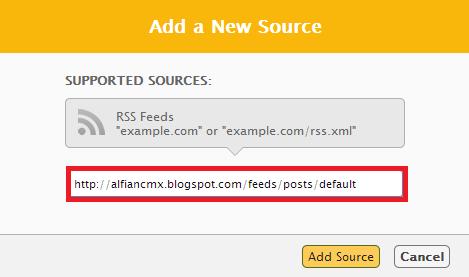 Cara Menghubungkan Postingan Blog Ke Facebook