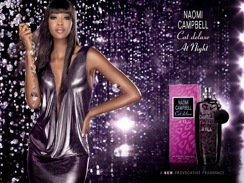 Naomi Campbell- Cat Deluxe at Night