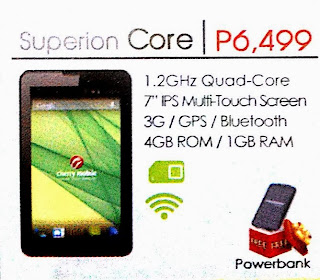 Cherry Mobile Superion Core