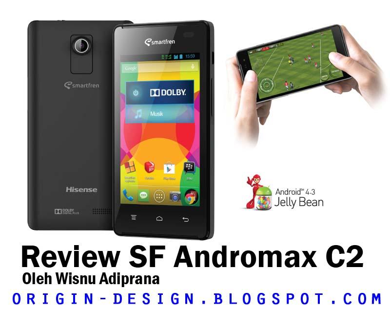Harga Andromax C2 dan Video Review