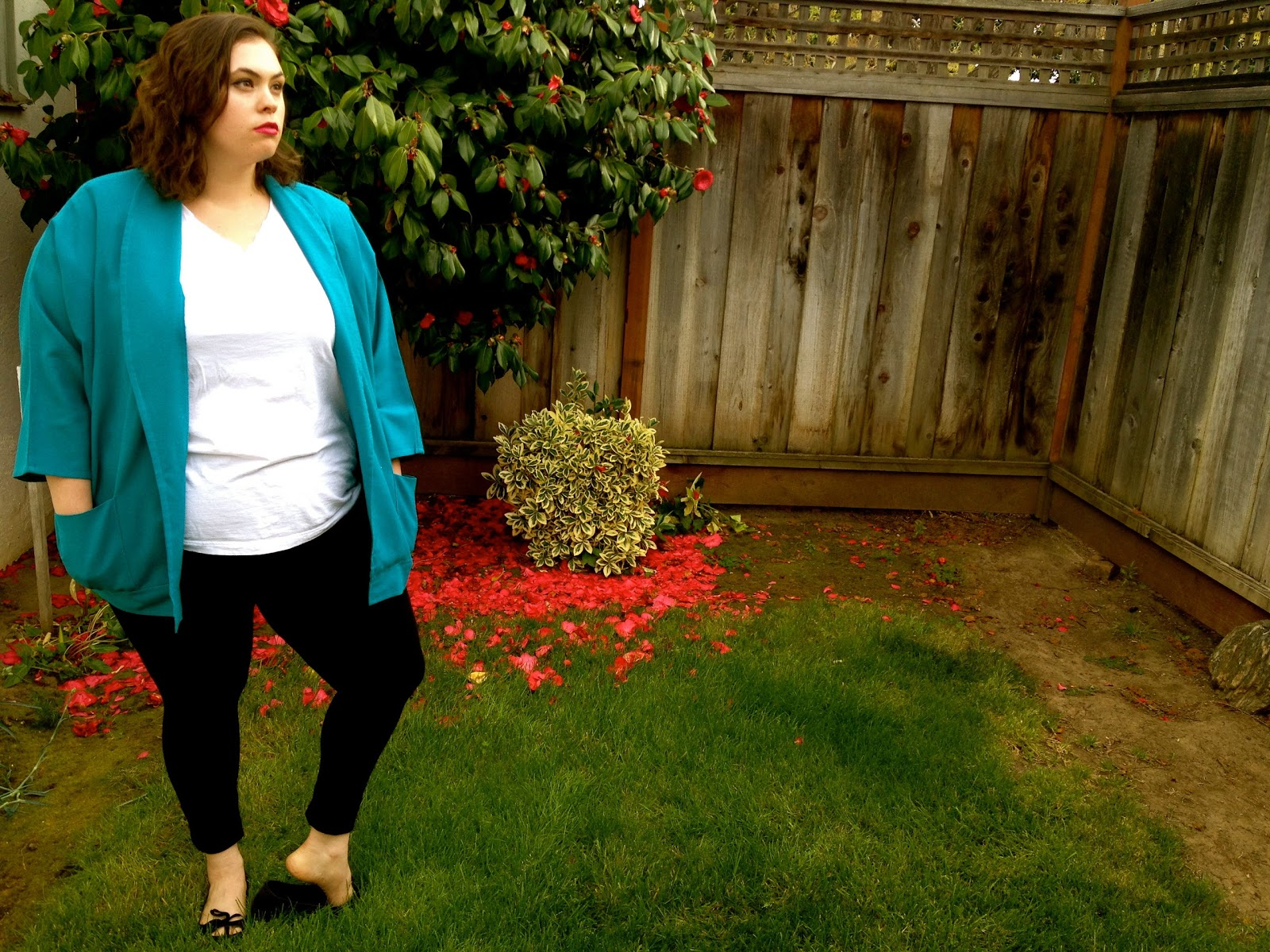How to Wear Leggings for Plus Size (or ANY Size)