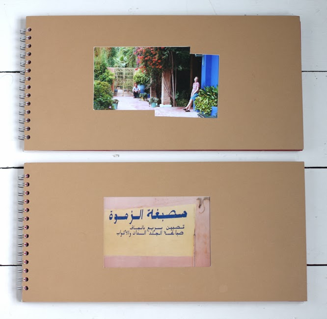 Photo albums of a 1999 trip to Morocco by Alexis at www.somethingimade.co.uk