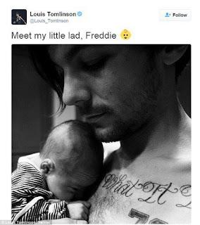 Louis One Direction Resmi Jadi Ayah
