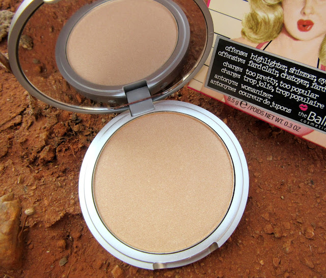 My Makeup Shopping from the US: theBalm Mary Lou-Manizer