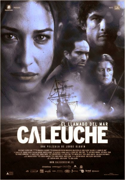 Caleuche: O Chamado do Mar – Dublado (2012)