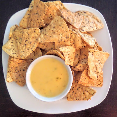 Beer Cheese Nacho Sauce:  A spicy cheese sauce made with beer.  Great as a dip, on nachos, tacos, or veggies.