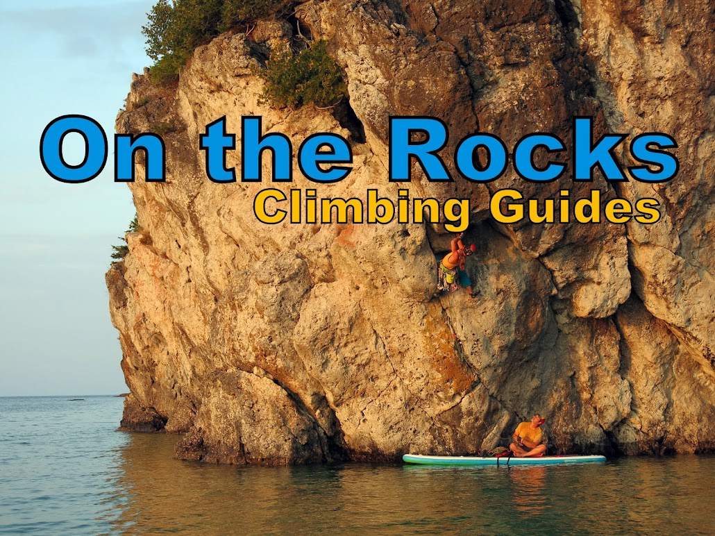 On The Rocks | Outdoor Rock Climbing Courses and Adventures in Ontario