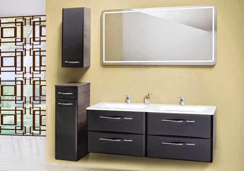Новые коллекции мебели Gorenje и раковины для ванной комнаты...