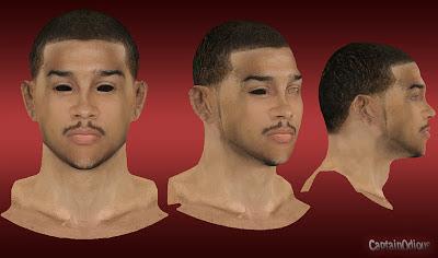NBA 2K13 Cory Joseph Cyberface Mod