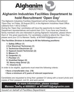 Jobs, in, Alghanim ,Group, in ,Kuwait
