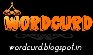 wordcurd
