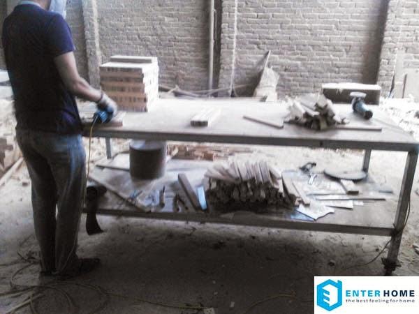 Xưởng sản xuất đồ gỗ nội thất enterhome hình ảnh 5