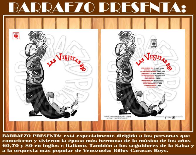 Barraezo Presenta