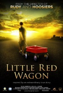 Little Red Wagon (2012) 720p WEB-DL 700MB MKV