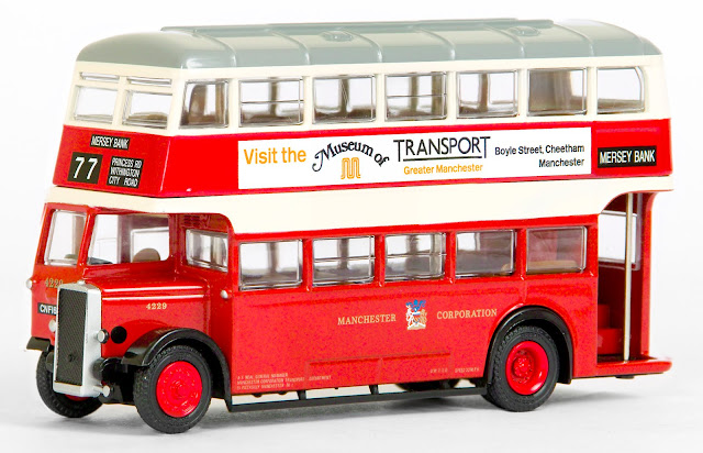 26403A - Daimler Utility - City of Manchester Corporation Exclusive First Editions