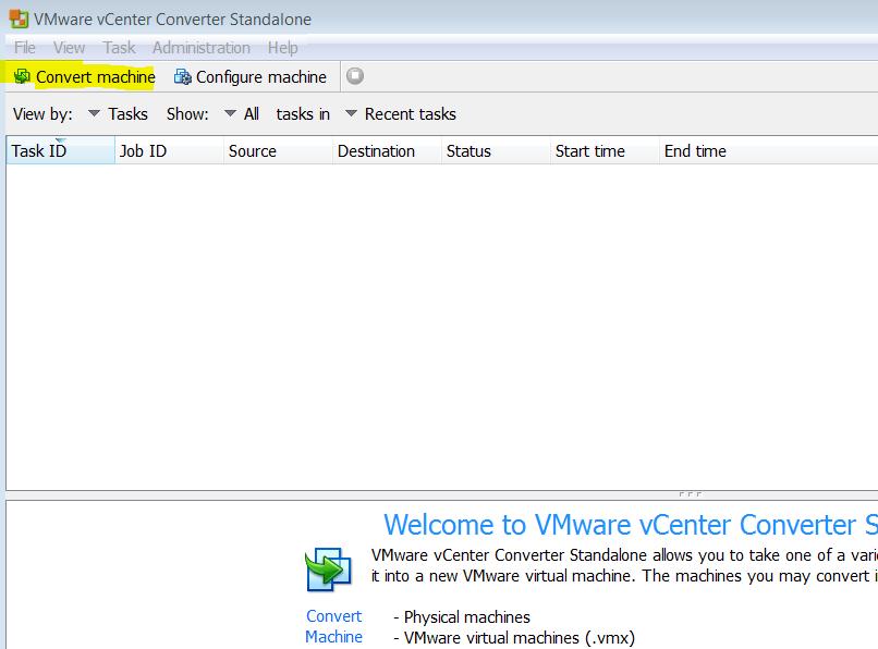 vmware p2v download