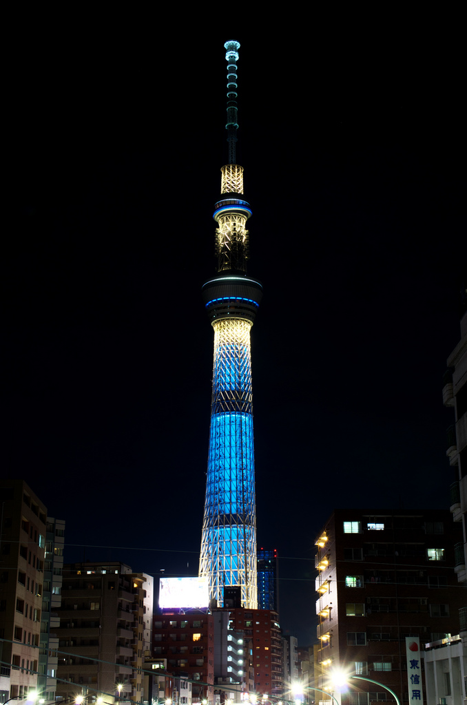 Tokyo Excess: The Ultra Tall Tokyo Skytree - Worlds ...