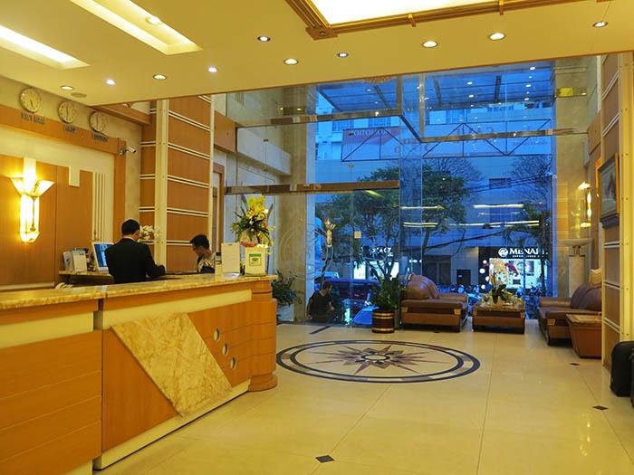 Hoang Hai Long Lobby