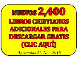 LISTADO DE LIBROS #2