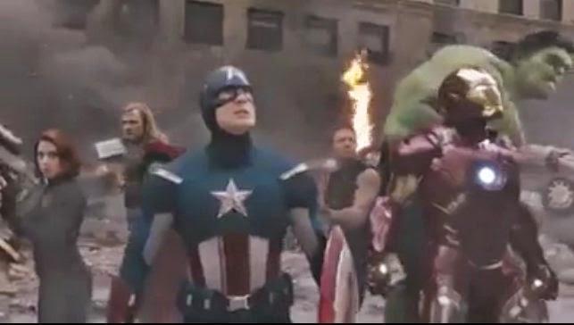 Lawak Johara Era Tukar Avengers Menjadi Esok Raya Ke